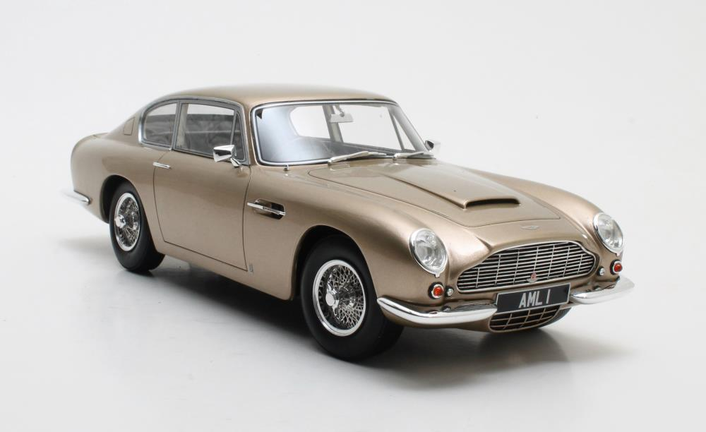 Aston Martin Db6 1964 Gold CULT SCALE MODELS 1:18 CML041-2
